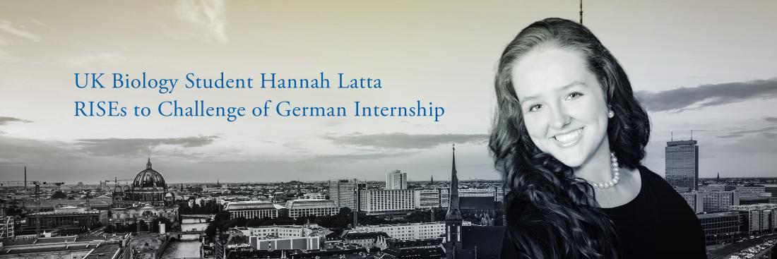 Master thesis internship germany